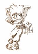 Spade (original Sketch)