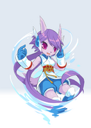 Lilac Art Experiment TysonTan