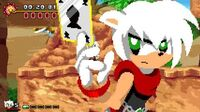 Freedom Planet - Spade the Cavy Gameplay (unfinished) by Creepario
