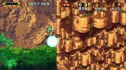 Freedom Planet (Beta DLC) - Dragon Valley (Torque) Speedrun 3-Freedom Planet Dragon Valley Torque