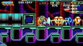 Freedom Planet - Torque in Final Dreadnought 4