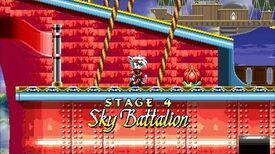 Freedom Planet - Sky Battalion Spade BETA