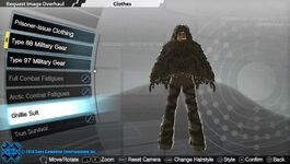 Ghillie Suit (Style B)