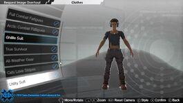 Utility Suit (Style C)