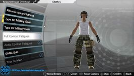 Full Combat Fatigues (Style A)