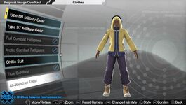 All-Weather Gear (Style A)