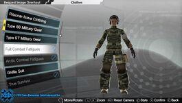 Full Combat Fatigues (Style C)