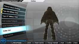 Ghillie Suit (Style A)