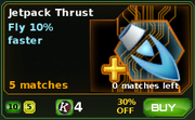 Jetpack Thrust