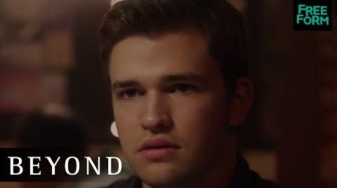Beyond 1x03 Clip Awkward Family Dinner Freeform