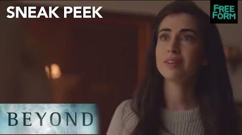 Beyond Season 2, Episode 2 Sneak Peek Arthur Needs to Move Forward Freeform-0