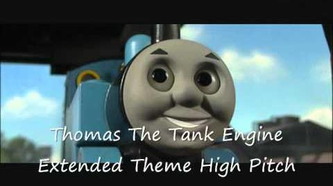 Thomas The Tank Engine Extended Theme High Pitch