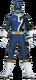SPD Agent Blue