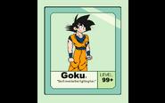 Goku pow card by minrpro-dchac6k