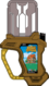 Animal crossing gashat by wizofwonders-dbqhkle