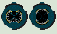 Dark Precure Ridewatch