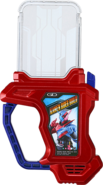 Kamen Rider Build Gashat