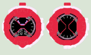 Cure Miracle Ruby Style Ridewatch