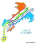 Avatar elements keyblade by frgrgrsfgsgsfgggsfsf