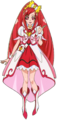 Doki Doki! Pretty Cure Cure Ace pose6