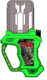 Legend of zelda gashat by wizofwonders-dbliena
