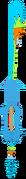 Spirit of korra custom keyblade by superherotimefan ddgcs9l-fullview