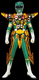 Dragon ranger gold mode by mrthermomanpreacher-dc3gmp6