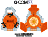 Request fan lock orange energy lockseed by cometcomics-d7miose