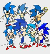 Sonic multiverse by slysonic d4cmaui-fullview