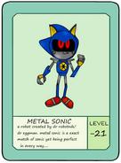 Ok k o metal sonic pow card by redspaceman1212-dbublcf