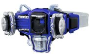 Blue genesis driver custom by kyoryugold37-d82693m