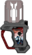 Shadow the hedgehog gashat by wizofwonders-dbnx3wd