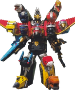 TSG-Ground Hyper Gosei Great