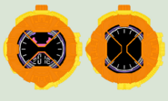 Cure Magical Topaz Style Ridewatch