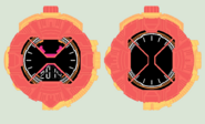 Cure Sunset Ridewatch