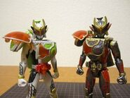 Kamen Rider Gold Zangetsu Shin