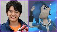 Tari as Asakura Riku