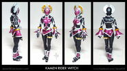 Kamen rider witch by dezet08-d6yaes1