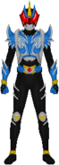Requested kamen rider garulu by taiko554-d37w8sr