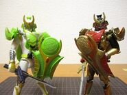 Kamen Rider Gold Zangetsu