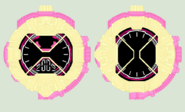 Cure Peach Ridewatch