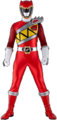 Red Dino Charge Ranger & Kyoryu Red