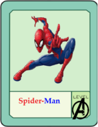 Spider mans pow card by acerice12-dck68iy