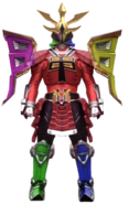 Shinken Red Battilizer