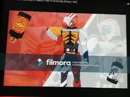 Kamen Rider Build BaronMach Form