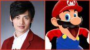 SMG4 Mario as Minato Katsumi