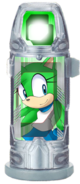 Irma the Hedgehog Capsule