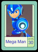 Mega man fully charged pow card by ultraautismman dchtkyj-fullview