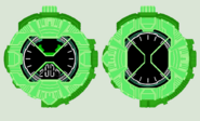 Cure Mint Ridewatch