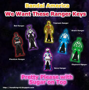 We want titanium ranger and other keys by lavenderranger-d6eyvvq